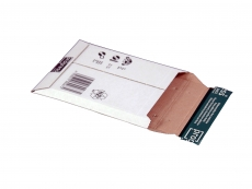 W02.00 Wellpapp-Versandtaschen weiss 203 x 158 x -28 mm
