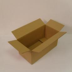 Faltkarton 450x210x200mm 2-wellig braun