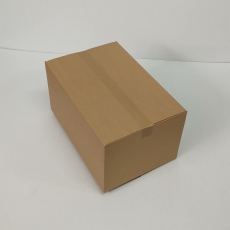 Faltkarton 500x300x200mm 1-wellig braun
