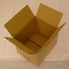 Faltkarton 190x150x140mm 1-wellig braun