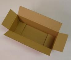 Faltkarton 380x150x140mm 1-wellig braun