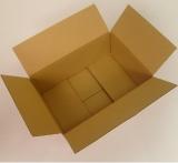 Faltkarton 250x175x100mm 1-wellig braun