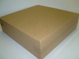 Faltkarton 630x180x630mm 2-wellig braun