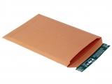 V04.04 Vollpapp-Versandtaschen braun 350x248x-32mm A4+