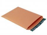 V04.06 Vollpapp-Versandtaschen braun 375x295x-32mm B4