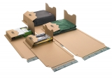 B22.06 Universal-Versandverpackung 274 x 191 x -80 mm zum Wickeln