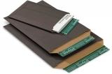 V06.07 Vollpapp-Versandtaschen blackline 455x321x-32mm