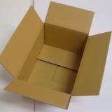 Faltkarton 315x220x155mm 2-wellig braun