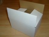 Faltkarton 250x200x140mm 1-wellig weiss