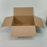 Faltkarton 640x550x160-325mm 1-wellig braun