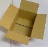 Faltkarton 315x220x155mm 1-wellig braun
