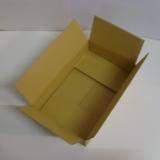Faltkarton 355x220x70mm 1-wellig braun