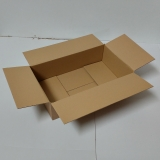 Faltkarton 490x290x135mm 1-wellig braun